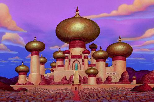 18 luoghi reali che hanno ispirato le più celebri storie della Disney!
