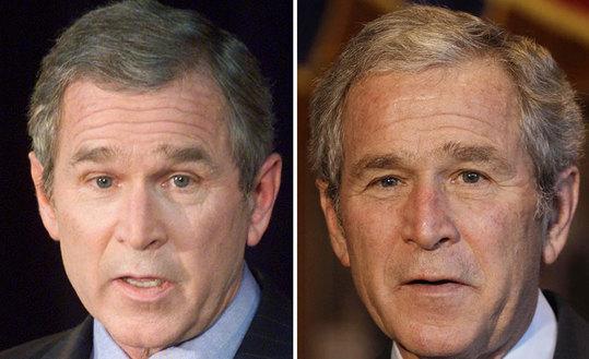 Come sono cambiati i Presidenti degli Stati Uniti PRIMA e DOPO la loro nomina!