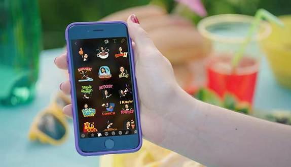 Su Snapchat arrivano i Bitmoji: a volte ritornano