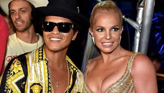 Bruno Mars e Britney Spears, collaborazione in arrivo?