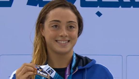 Diletta Carli: pronta per le Olimpiadi, ma che emozione!