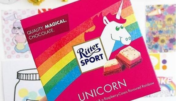 Arriva la cioccolata al gusto Unicorno: gli ingredienti ti sconvolgeranno