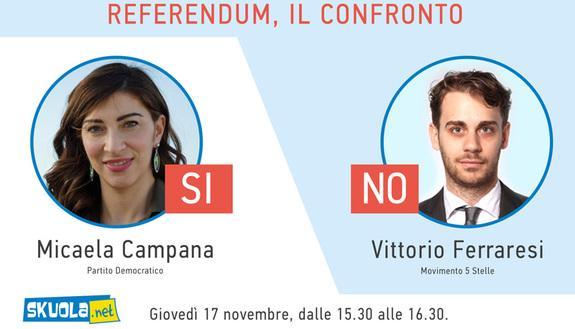 Referendum: Sì o No? Se non te ne parla la scuola, ci pensa Skuola