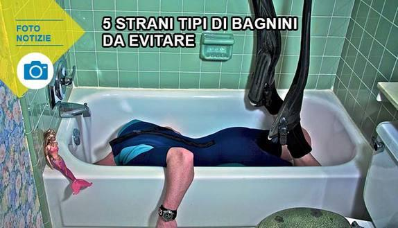 5 strani tipi di bagnini da evitare