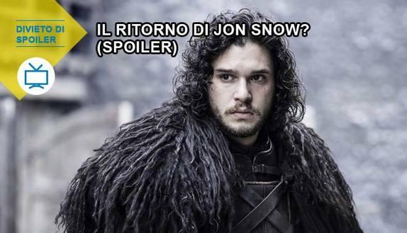 Game of Thrones: confermate le teorie su Jon Snow