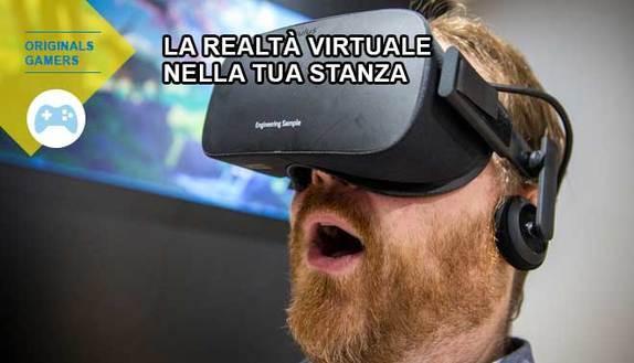 La realtà virtuale nella tua stanza