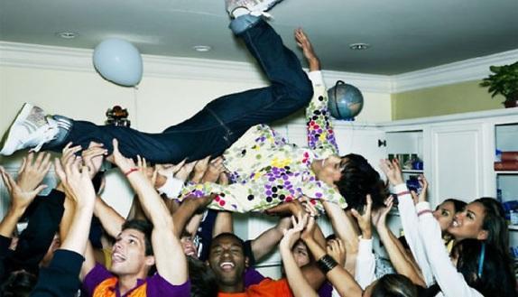 Studente fuori sede? 5 modi perfetti per fare festa