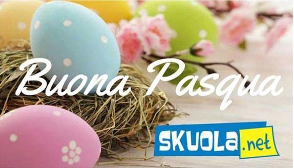 Un uovo di Pasqua pieno di…auguri da Skuola.net!