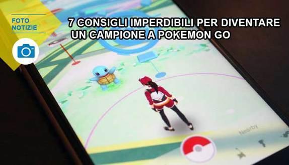Pokémon Go in arrivo: i trucchi per diventare un vero master
