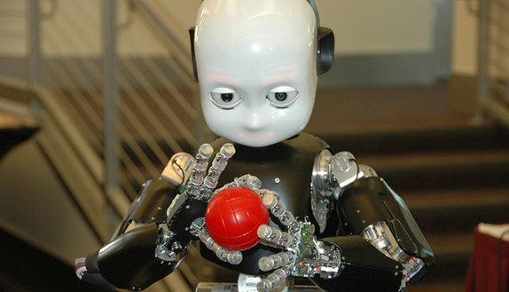 Sogni da sempre di lavorare con i robot? Ecco come fare!