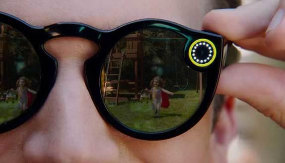 Snapchat crea Spectacles, gli occhiali da sole per gli snap
