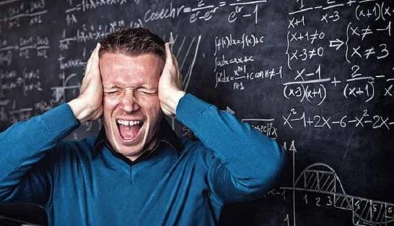 7 cose che solo chi ha problemi di matematica può capire
