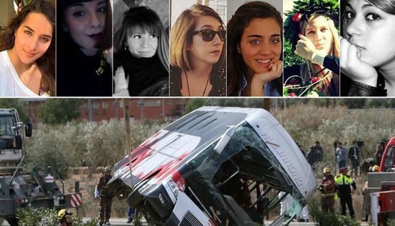 Spagna, incidente bus Erasmus: nessun colpevole secondo i giudici