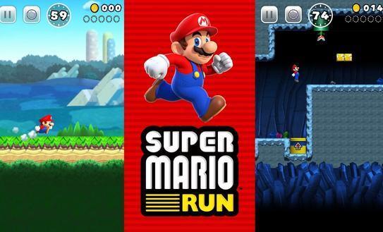 Super Mario arriva finalmente anche su Android