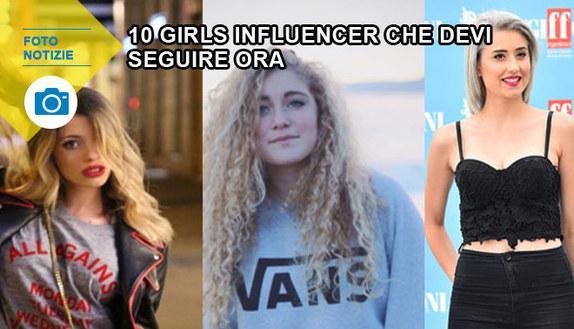 Top social girls: 10 profili che devi seguire ora