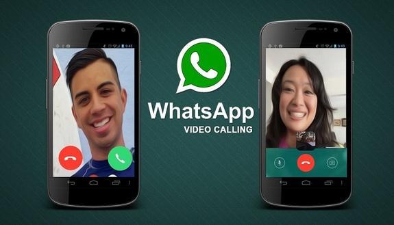 WhatsApp: sono arrivate le videochiamate
