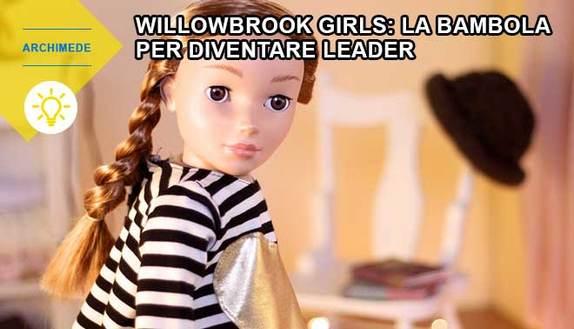 Arriva la bambola che ti farà diventare una leader
