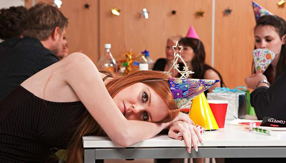 Le 10 cose più sfigate di una festa dei 18 anni