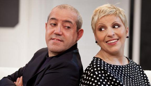 Gianni Ferreri e Daniela Morozzi: gli attori ospiti della Skuola Tv!