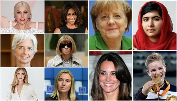Le 10 donne influencer che stanno lasciando un segno nel mondo