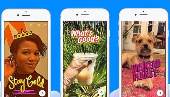 Messenger day: le storie come su Snapchat ora anche nella chat di Facebook