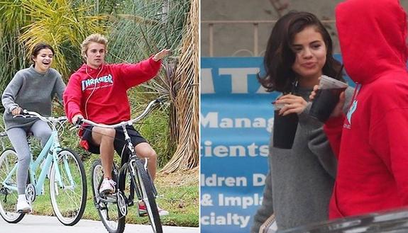 Selena Gomez: forse ritorno di fiamma con l'ex Justin Bieber