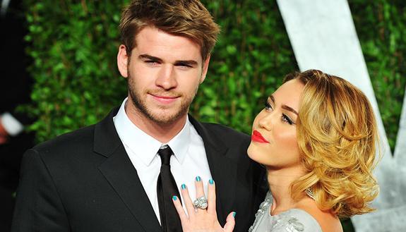 Miley Cyrus e Liam  Hemsworth sposati? Ecco la verità