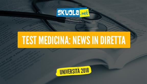 Test Medicina 2017: domande, risposte, news live sulla prova di ammissione