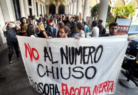 Stop numero chiuso Statale di Milano: bocciato dal Tar