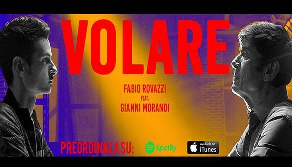 Volare: il nuovo singolo di Rovazzi con Gianni Morandi