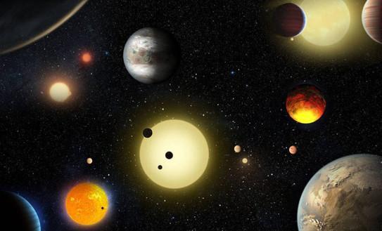 NASA scopre un nuovo sistema solare: la terra ha 7 'fratelli', può esserci vita
