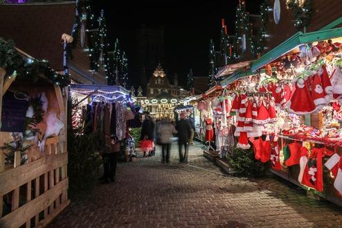 Mercatini di Natale: i più belli in Italia e in Europa