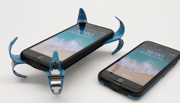 Rivoluzione tech: arriva l'airbag per lo smartphone