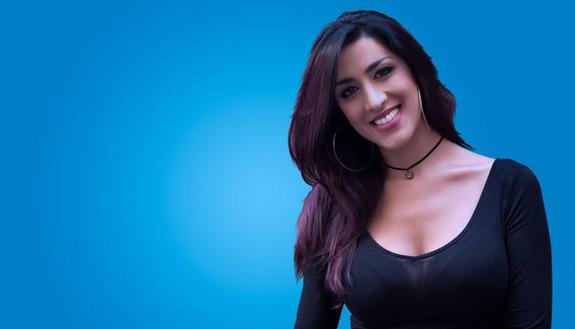 Angelica Massera ospite della Skuola Tv!