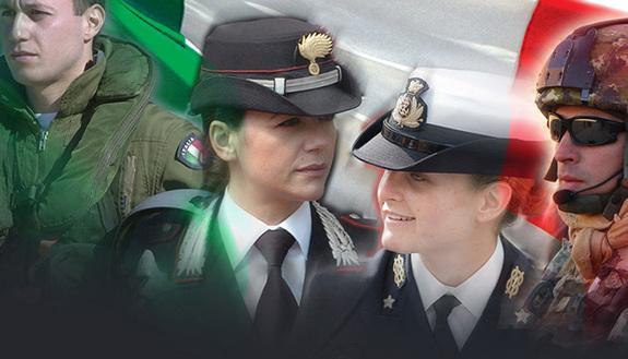 Il fascino della divisa non tramonta mai: 1 giovane su 2 è ancora pronto alla carriera militare