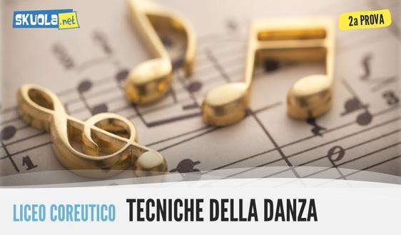 Liceo coreutico, tecniche della danza: traccia e soluzione maturità 2018
