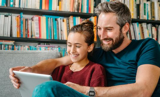 #Scoprireilweb: 7 consigli per i genitori dei nativi digitali