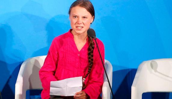 Greta Thunberg, il discorso all'ONU: testo integrale