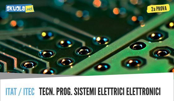 Traccia e commento seconda Prova maturità 2018: Tecnologia e progettazione Sistemi Elettrici Ed Elettronici