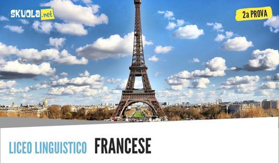 Liceo Linguistico: Traccia e commento seconda prova Francese, maturità 2018