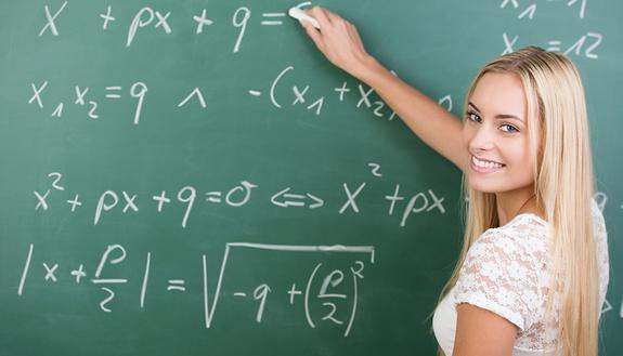 Matematica: ecco cosa influisce sull'apprendimento