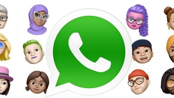 Come fare gli sticker su WhatsApp: le Memoji