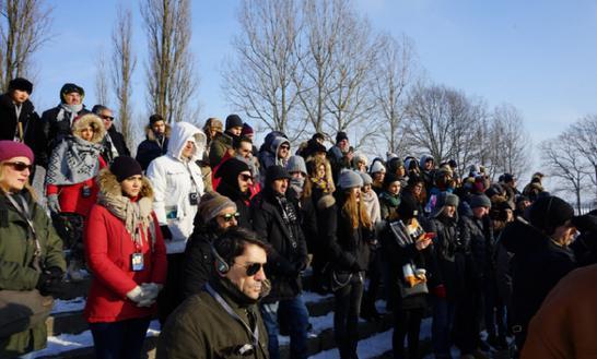 Viaggio della Memoria 2018, più di 100 studenti ad Auschwitz con il Miur
