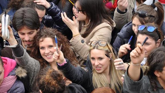 100 giorni maturità a San Gabriele: i controlli per alcol e droghe