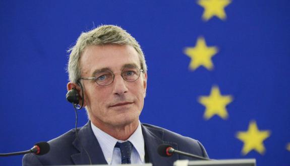 Parlamento Europeo, David Sassoli nuovo presidente