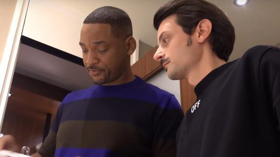 Video virale di Rovazzi con Will Smith: nuova collaborazione in arrivo?