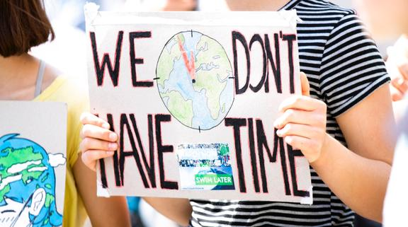 Sciopero scuola: 27 settembre 2019 in piazza per il clima