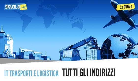 Seconda Prova: tutte le Tracce e le Soluzioni di Trasporti e logistica maturità 2018