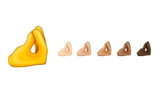 """Aggiornamento Emoji WhatsApp, finalmente potrai inviare: """"Ma che dici?!"""""""