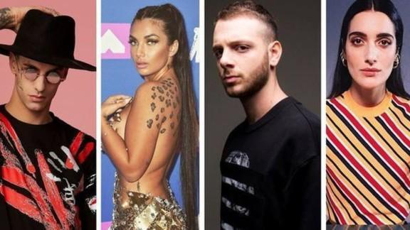 Sanremo 2020: tutti i profili dei cantanti su Instagram